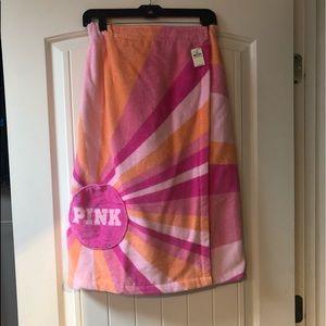 Victoria's Secret towel/wrap